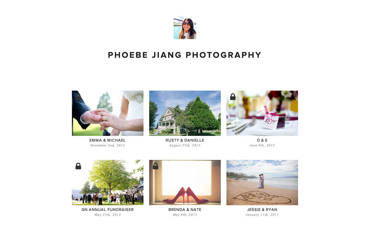 Pixieset - Client photo gallery for modern photographers